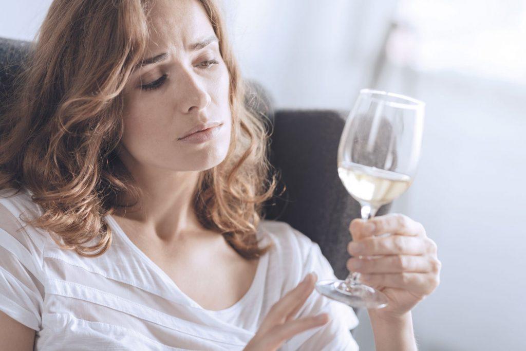 اختبار إدمان الكحول